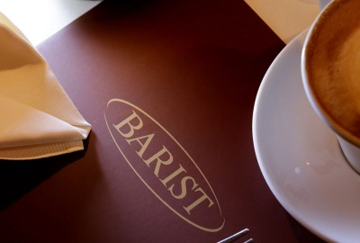 Welcome To Barist Restaurant